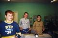 04.10.1999 - Die erste Übungsstunde im alten Gymnasium von Werder