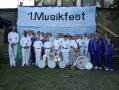 Erstes Musikfest