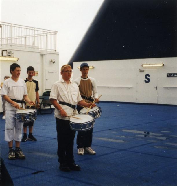 Galerie - Kategorie: 2003 - Besuch der Partnerstadt in